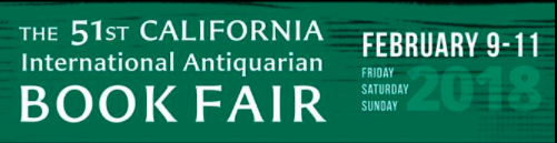 The 51st California International Antiquarian Book Fair