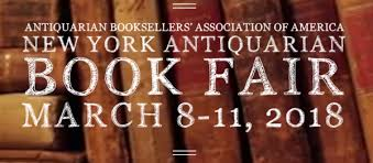 New York Antiquarian Fair 2018