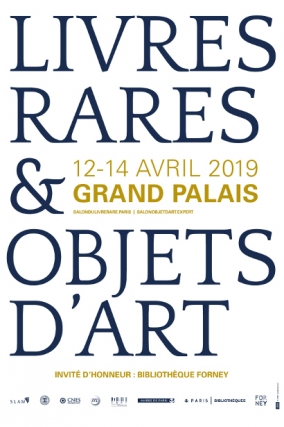 International Rare Book, & Fine Art Grand Palais - Paris
