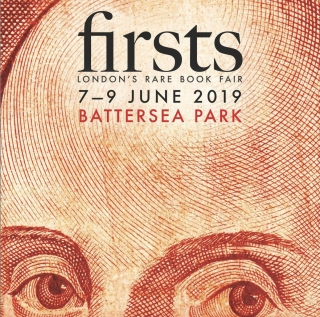 Firsts: London's Rare Book Fair 2019