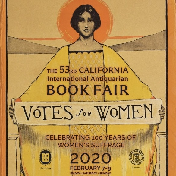 The 53rd California International Antiquarian Book Fair