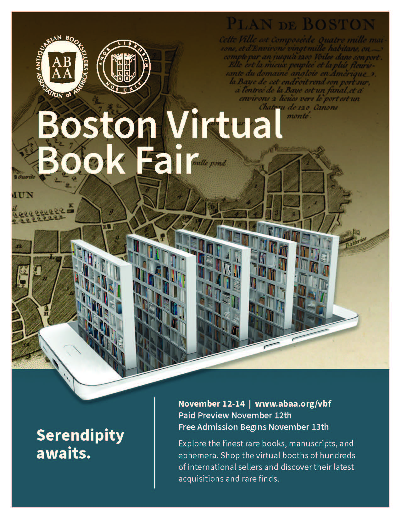 Virtual Boston Book Fair 2020