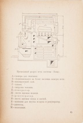 [HOW THE SOVIET CREMATION BEGAN] Krematsiia [i.e. Cremation] / compiled by G. Bartel
