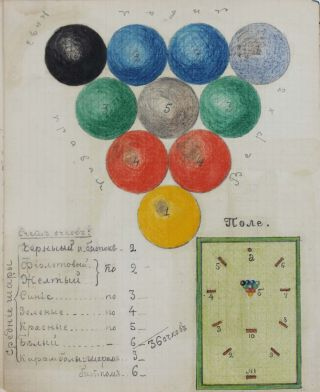 PRE-REVOLUTIONARY ARCHIVE ON CROQUET