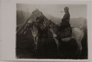 ASIA - ALTAI MOUNTAINS] [Album with Ninety Original Gelatin Silver Photographs from Two Soviet...