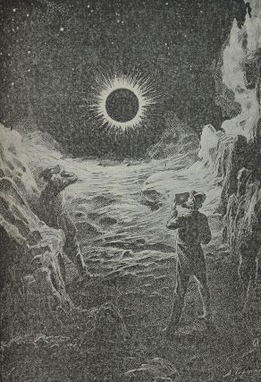 MOON LANDING IN 1893] Na lune. Fantasticheskaya povest' [i.e. On the Moon. Fantastic Tale] /...