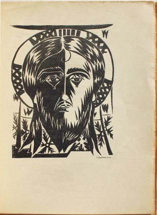 [ILLUSTRATIONS BY N. GONCHAROVA AND M. LARIONOV] Dvenadtsat'. Skify [i.e. The Twelve. The Scythians]