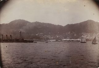 CHINA, SINGAPORE, PORT ARTHUR AND THE CAPTURE OF NANJING] [Album with 86 Original Gelatin Silver...
